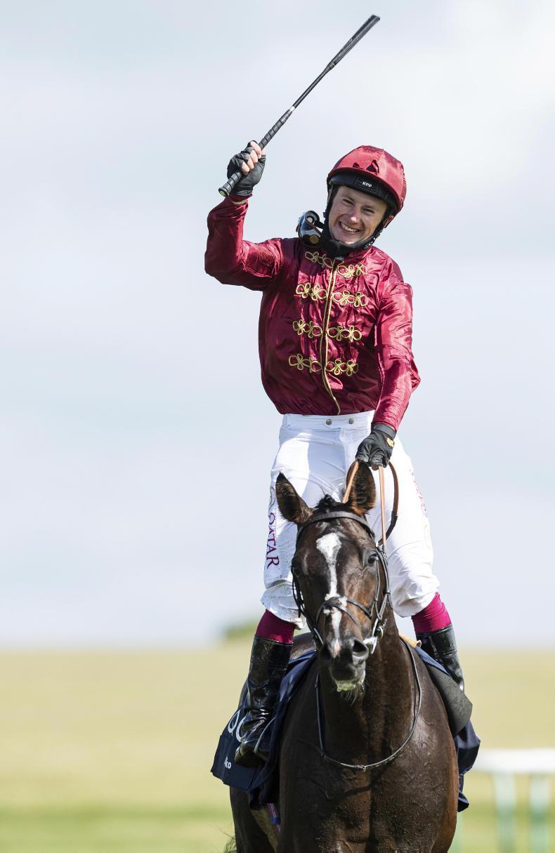 BREEDING INSIGHTS: Joy as Kameko roars to classic win