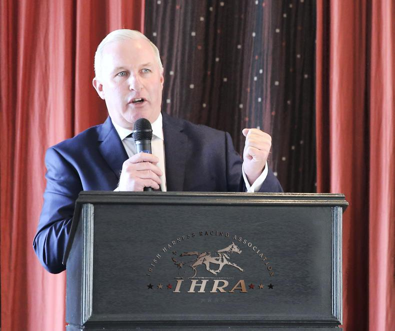 HARNESS RACING: 'It's high time the government took harness racing seriously'