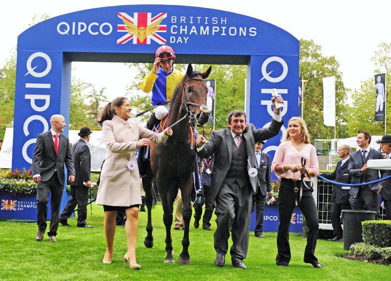 Gordon Lord Byron: A racing fairytale