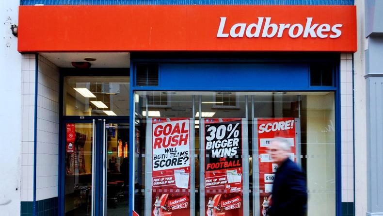 NEWS: Betting shops open from Monday