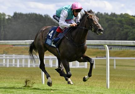 Gosden unleashes another smart filly