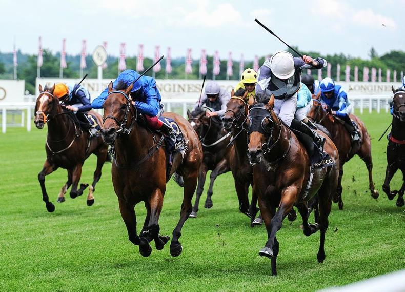 ROYAL ASCOT TUESDAY: Tough Circus masters rivals