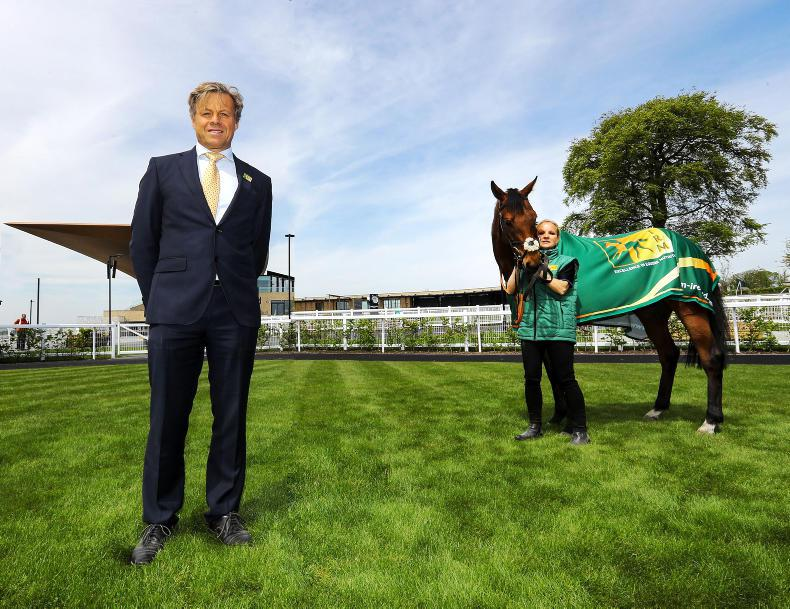 Stable staff at the centre of TRM/Curragh partnership