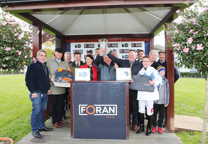 Irish EBF to boost purse for Foran Equine and Median Sire series