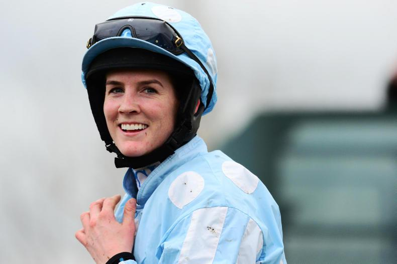 Double for Rachael Blackmore at Roscommon