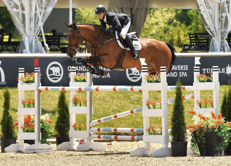 INTERNATIONAL: Corrigan and Loughnavatta Indigo (ISH) win in Traverse City