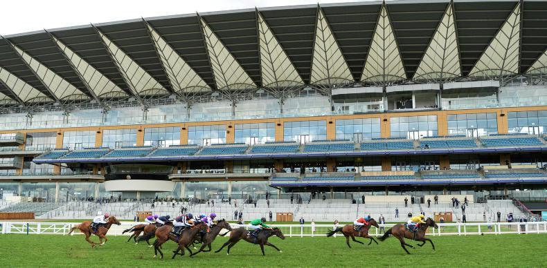 ROYAL ASCOT SATURDAY: Campanelle all class to get Ward off the board