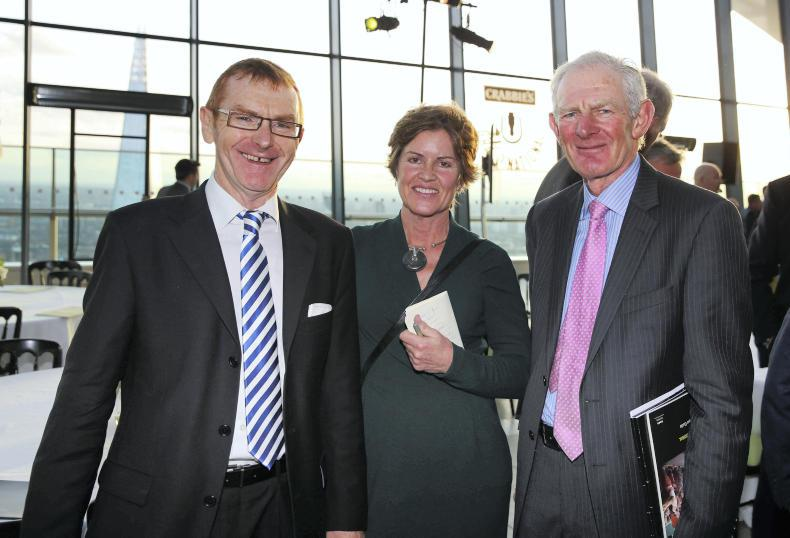 NEWS: Untimely death of Aintree chairman