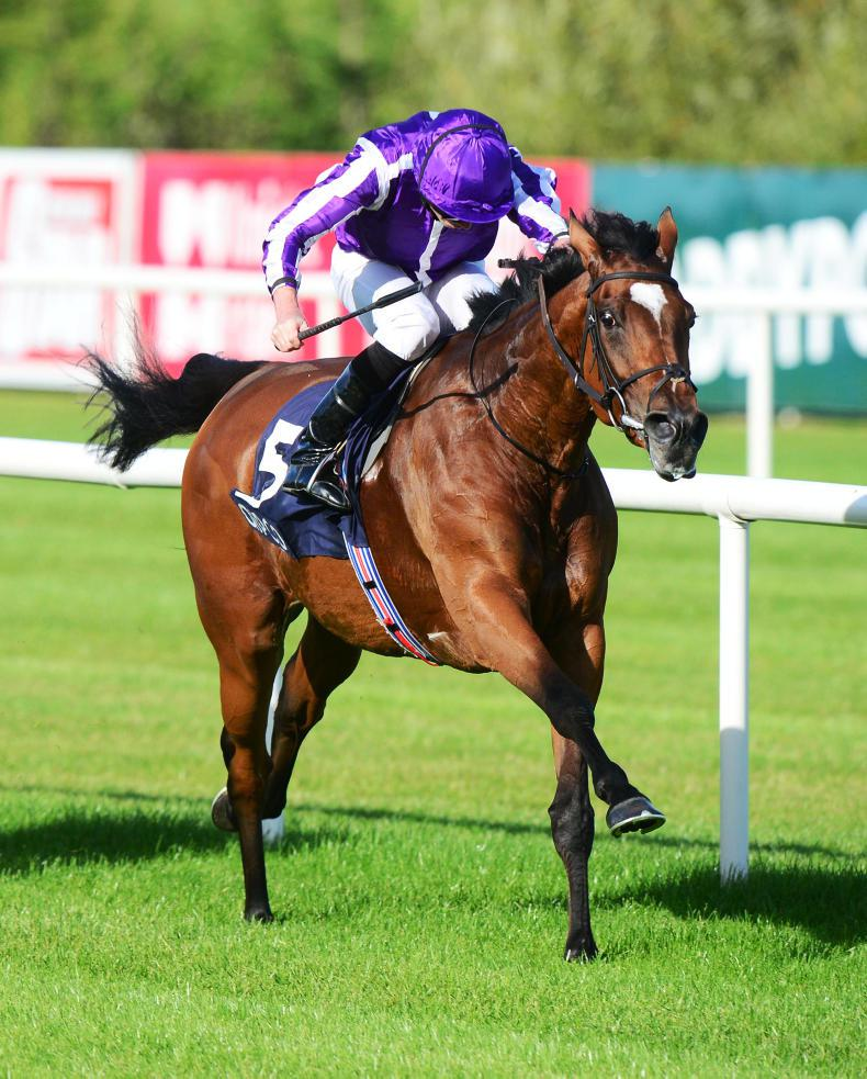 CURRAGH SUNDAY: Brilliant Magical to see off all comers