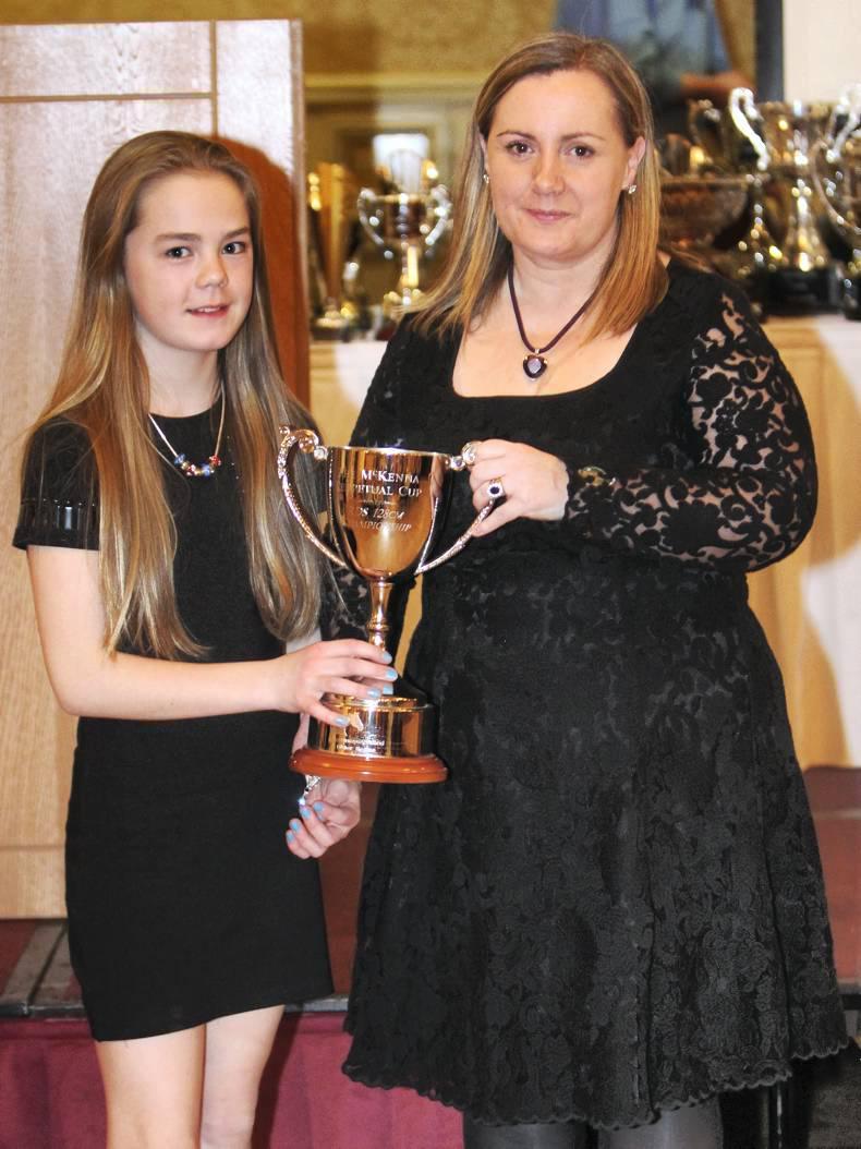 Glitz and glamour at the 2014 SJI Ulster Region Pony Awards