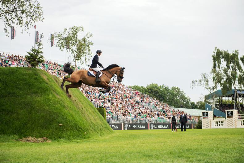 HICKSTEAD DERBY: The competition that stops the nation