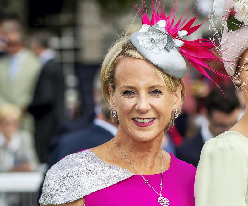 PARROT MOUTH: It's virtual best dressing at the Curragh today!