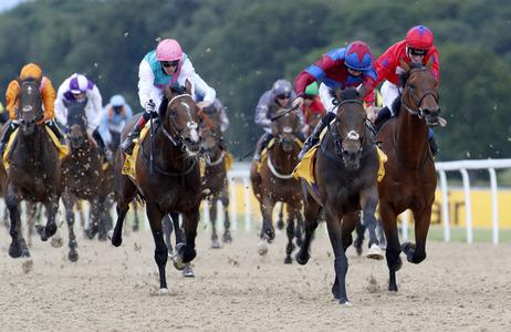Palmer thrilled as Caravan Of Hope bags Northumberland Plate