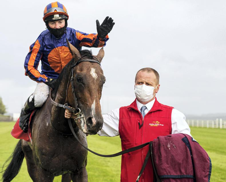 VIDEO: Santiago a 14th Irish Derby winner for Aidan O'Brien