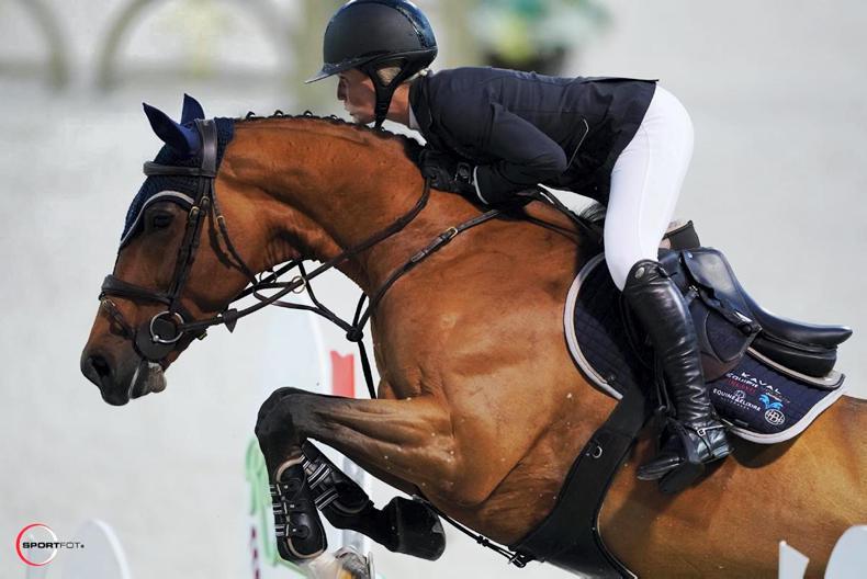 INTERNATIONAL:  Luibanta (ISH) lands $73,000 Grand Prix for Derbyshire