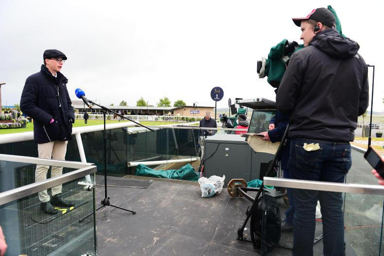 NEWS: RTÉ Racing viewers rise again for Derby