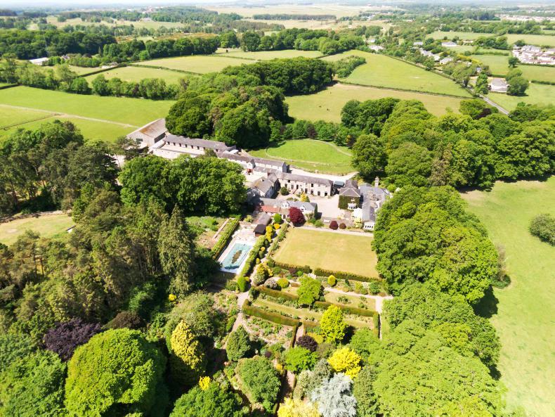 NEWS: Historic Irish stud farm to be sold