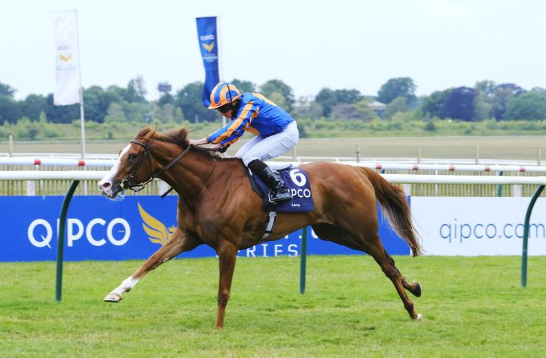 BRITISH PREVIEW: Love looks an ideal Oaks filly