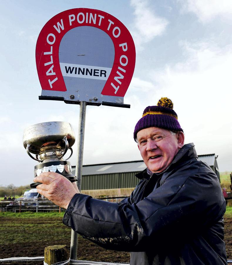 RACING OWNERS: Join Jimmy's merry band of supporters
