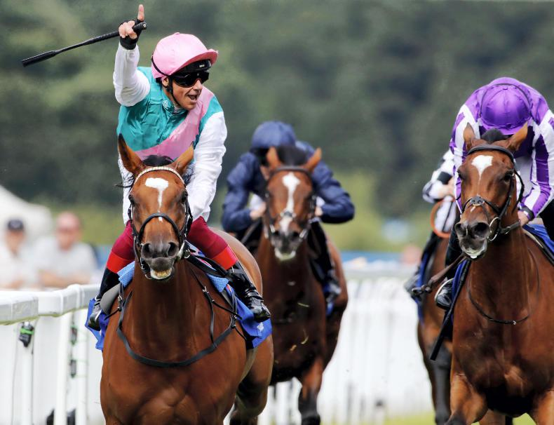 Enable reunites with Dettori for Eclipse defence
