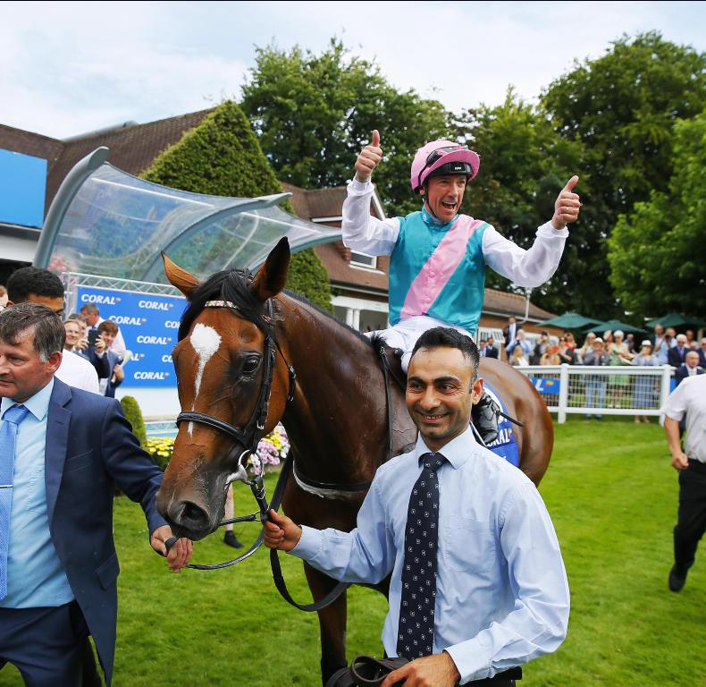 RORY DELARGY SANDOWN SELECTIONS:  Can Enable follow up?