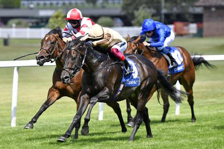 A'Ali bounces back in style at Sandown