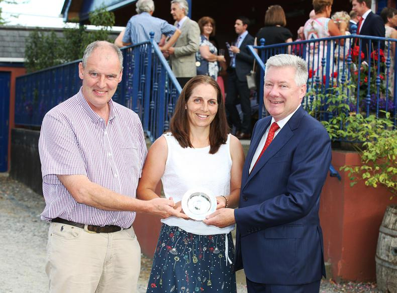 CONNOLLY'S RED MILLS/THE IRISH FIELD BREEDER OF THE MONTH - June 2020