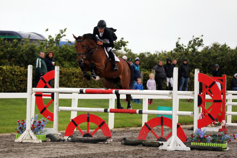 SHOW JUMPING:  McEntee seals the win with HHS Vancouver