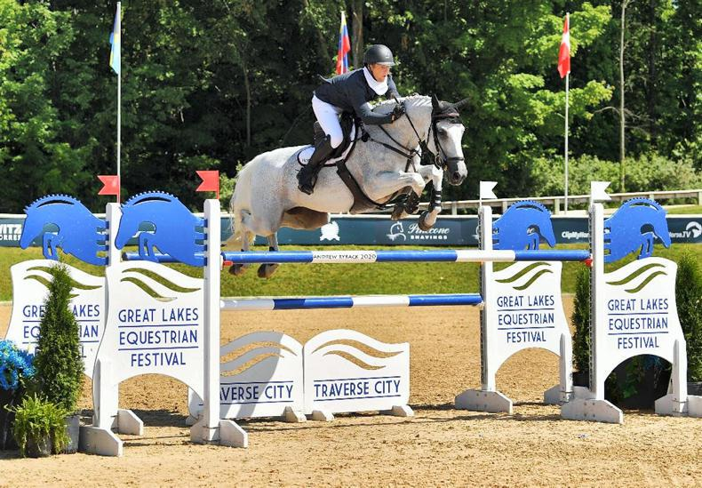 INTERNATIONAL: Victory for Sweetnam in Michigan