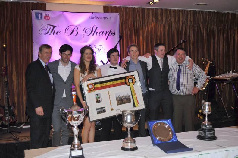 Wealth of talent celebrated at MGA awards