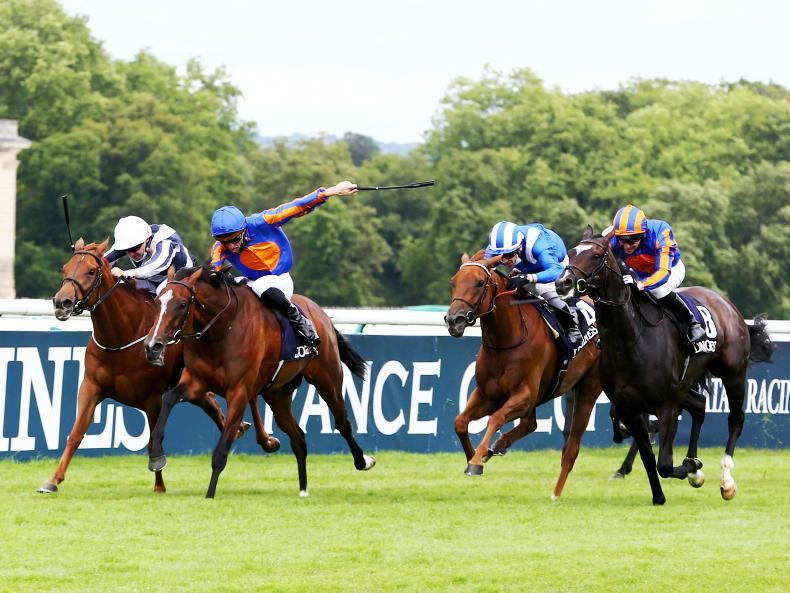 FRANCE: Fancy that! A first classic win for Donnacha