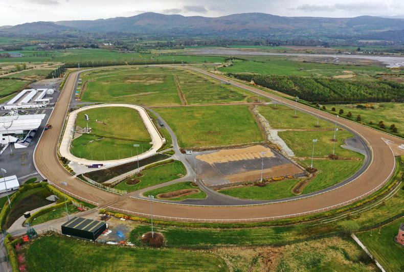 AIR: On Course: Dundalk's new surface to welcome Kentucky Derby hopefuls