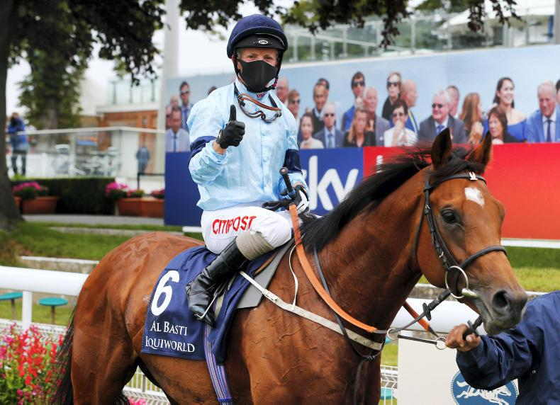 Thunderous storms home in thrilling Dante