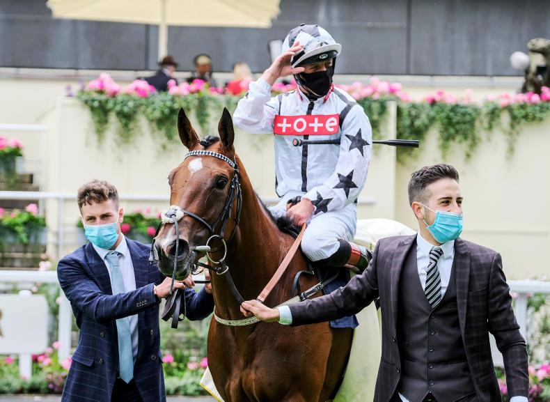 NEWS: Ballyhane Stakes will be Ireland's richest juvenile race