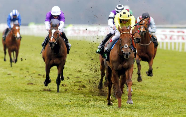 LEOPARDSTOWN SATURDAY PREVIEW: Varian's Prince looks a cut above in Meld Stakes