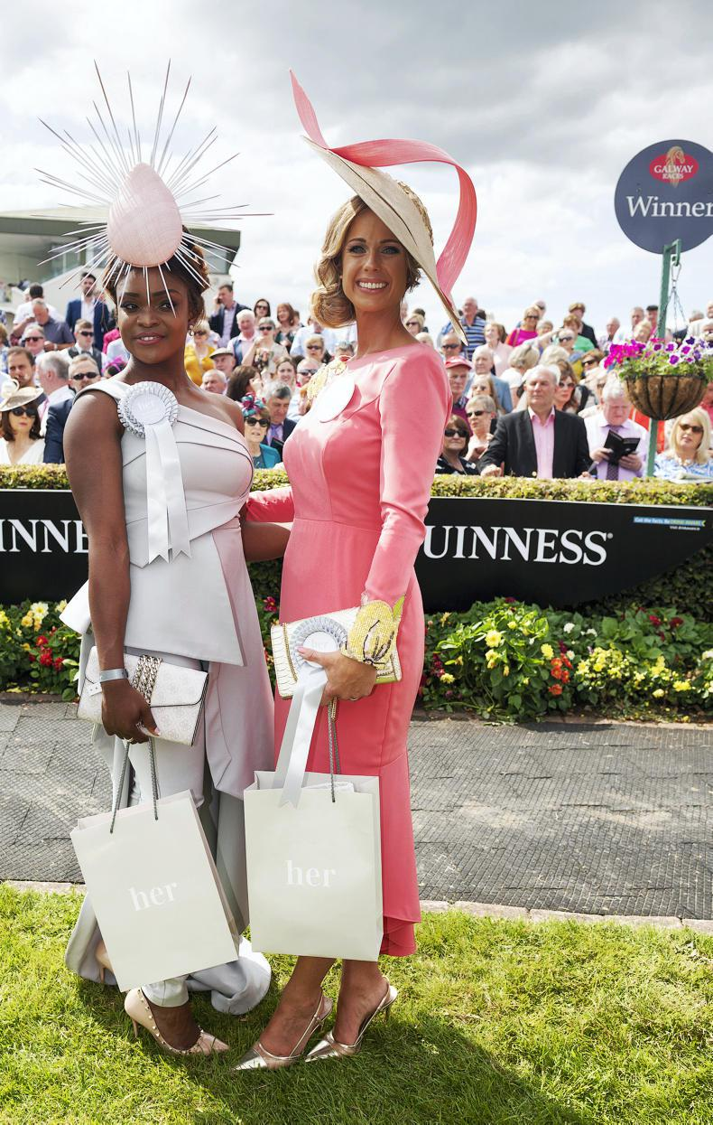 PARROT MOUTH: Dress up virtually for Galway