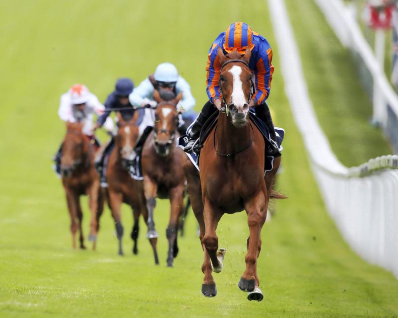 BRITAIN: Love smashes race record