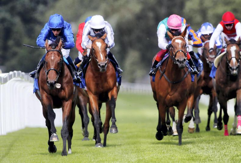 BRITAIN: Ghaiyyath puts Enable in the shade