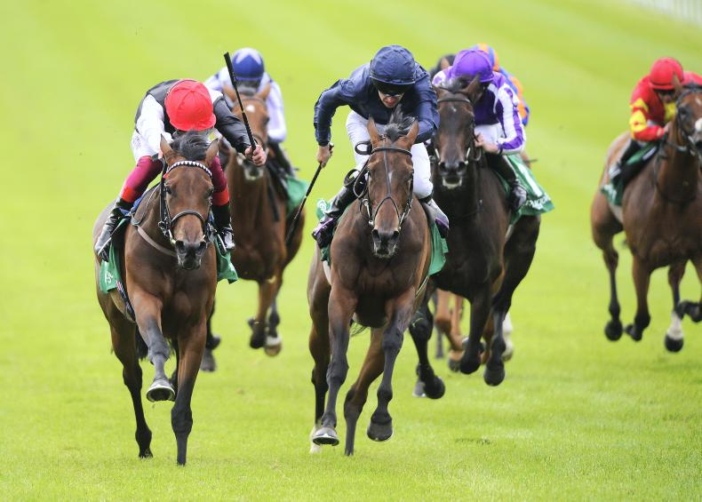 NEWS: Home team set to dominate Juddmonte Irish Oaks