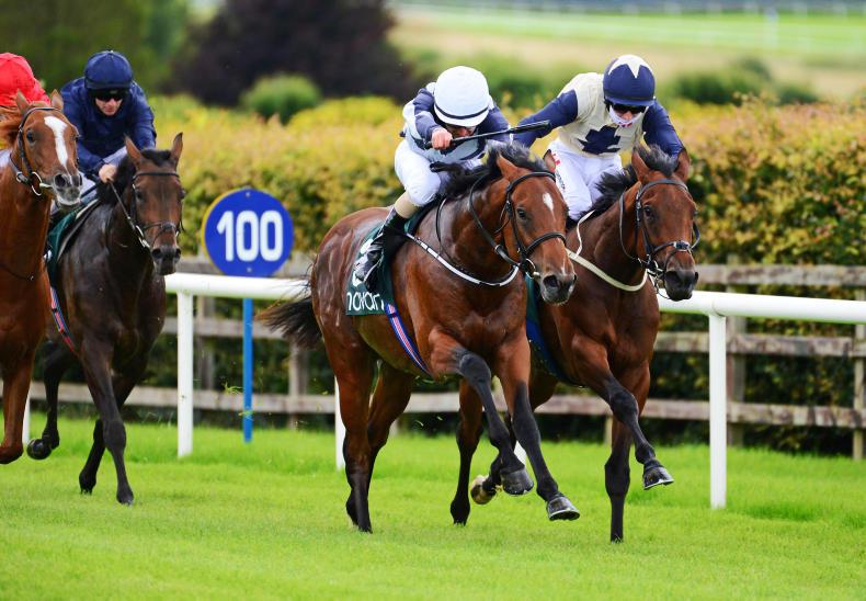 NAVAN THURSDAY: Los Andes keeps up Jessica's run