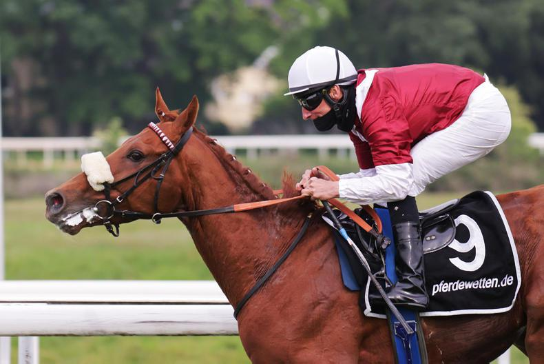 DEUTSCHES DERBY PREVIEW:  Moon out to shine over Hamburg