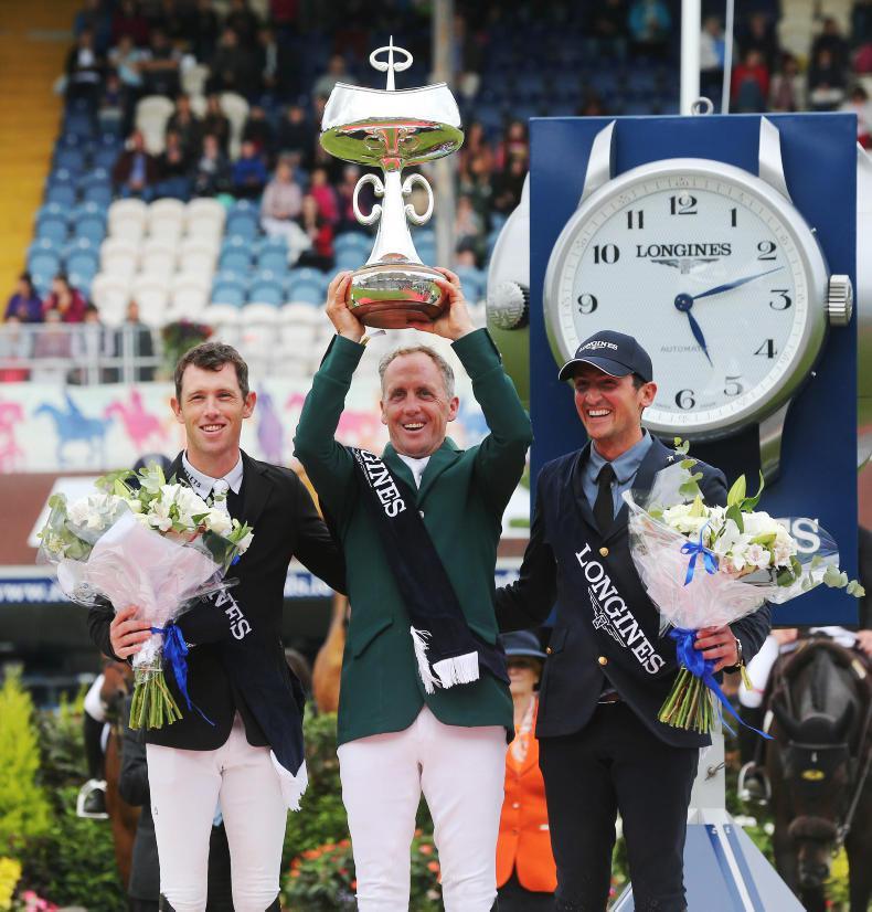DUBLIN HORSE SHOW: Honouring Dublin Horse Show week 2020