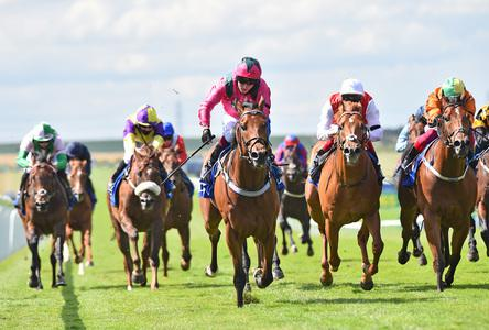 Cieren Fallon claims Group One gold on July Cup hero Oxted