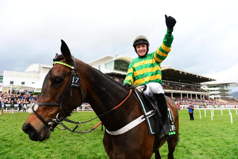 TRIBUTE: Barry Geraghty -  in pictures