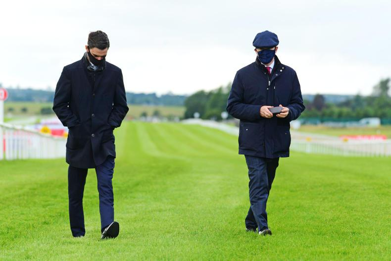 Aidan and Donnacha O'Brien punished for protocol breach