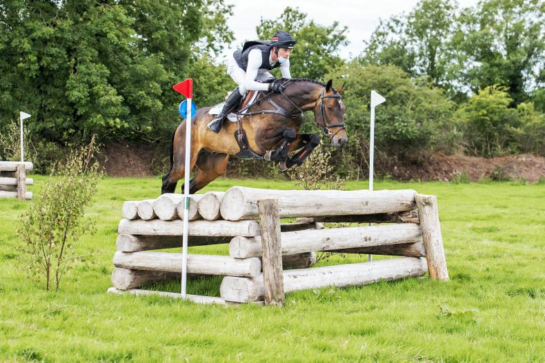 EVENTING: Cesar rules for Murphy