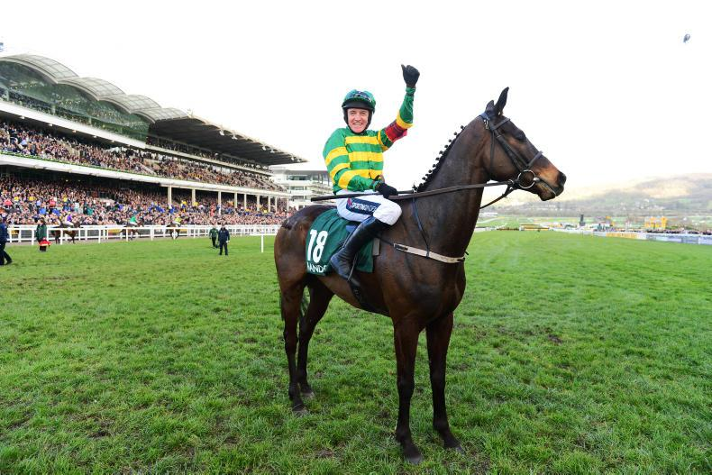 BARRY GERAGHTY: 'I knew going to Cheltenham that it was going to be my last one'