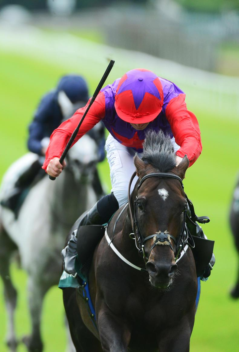 CURRAGH SATURDAY PREVIEW: Hard to overlook Romanised