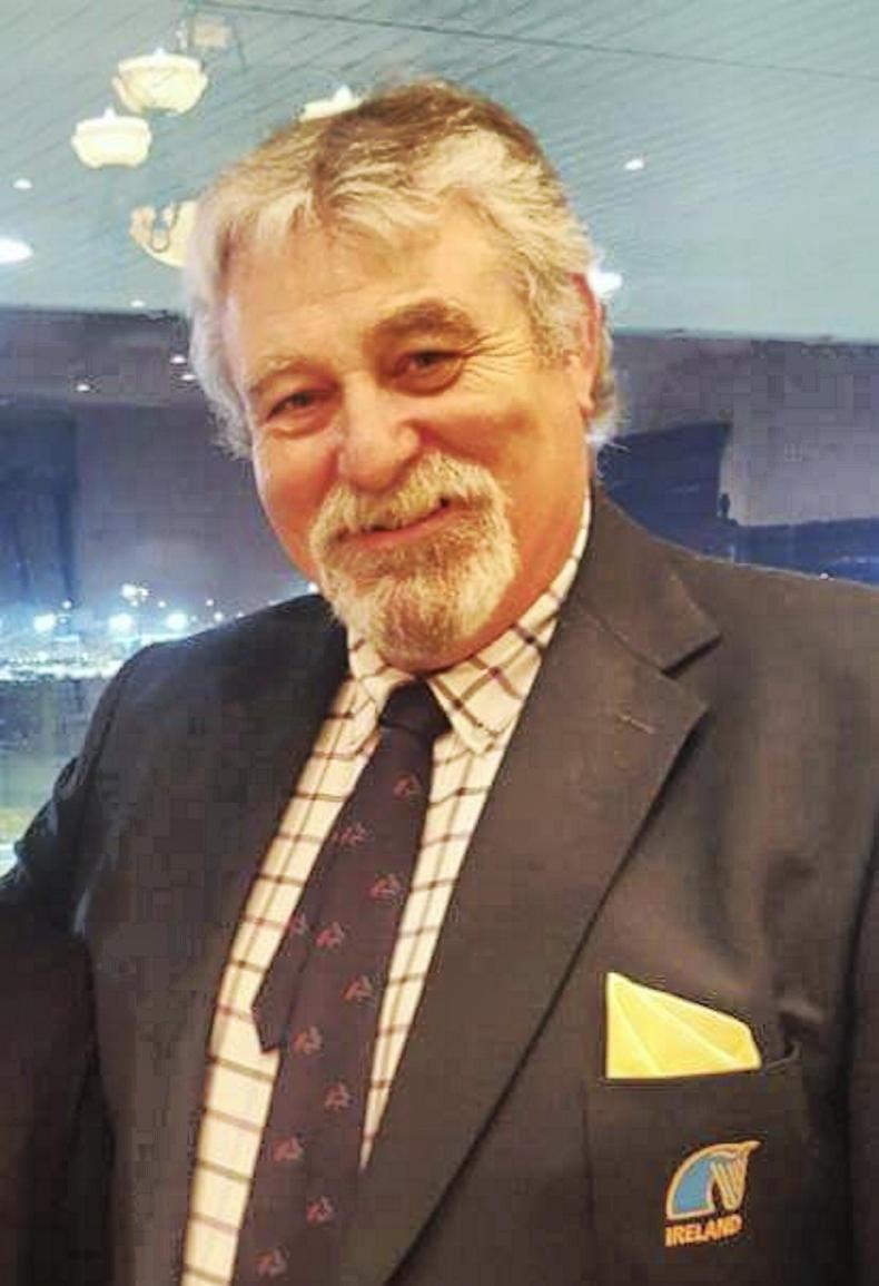 NEWS: Level 4 Judge honours for Croke
