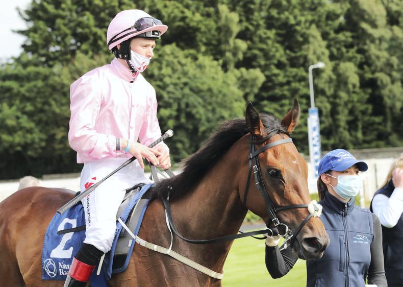 Even So races to glory in Irish Oaks